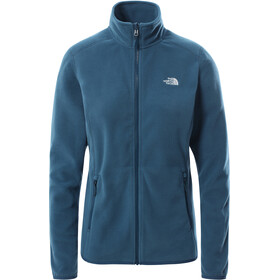 The North Face 100 Glacier Full-Zip Jacket Women monterey blue